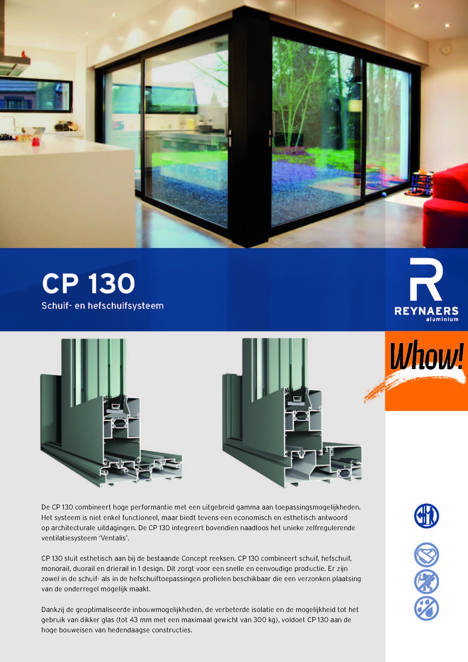 CP130 Folder