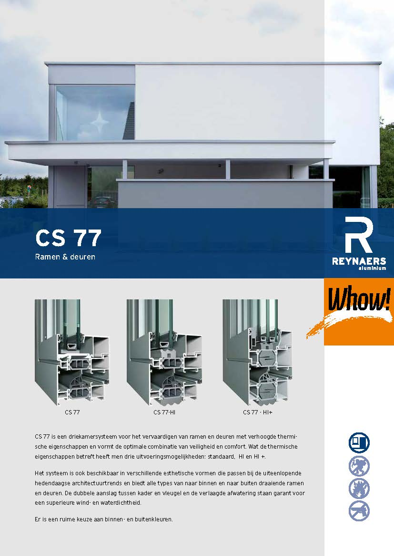 CS77 Folder